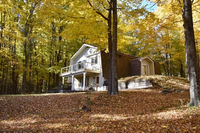 Cottage With 200 Ft Waterfront For Sale Lake Champlain 3